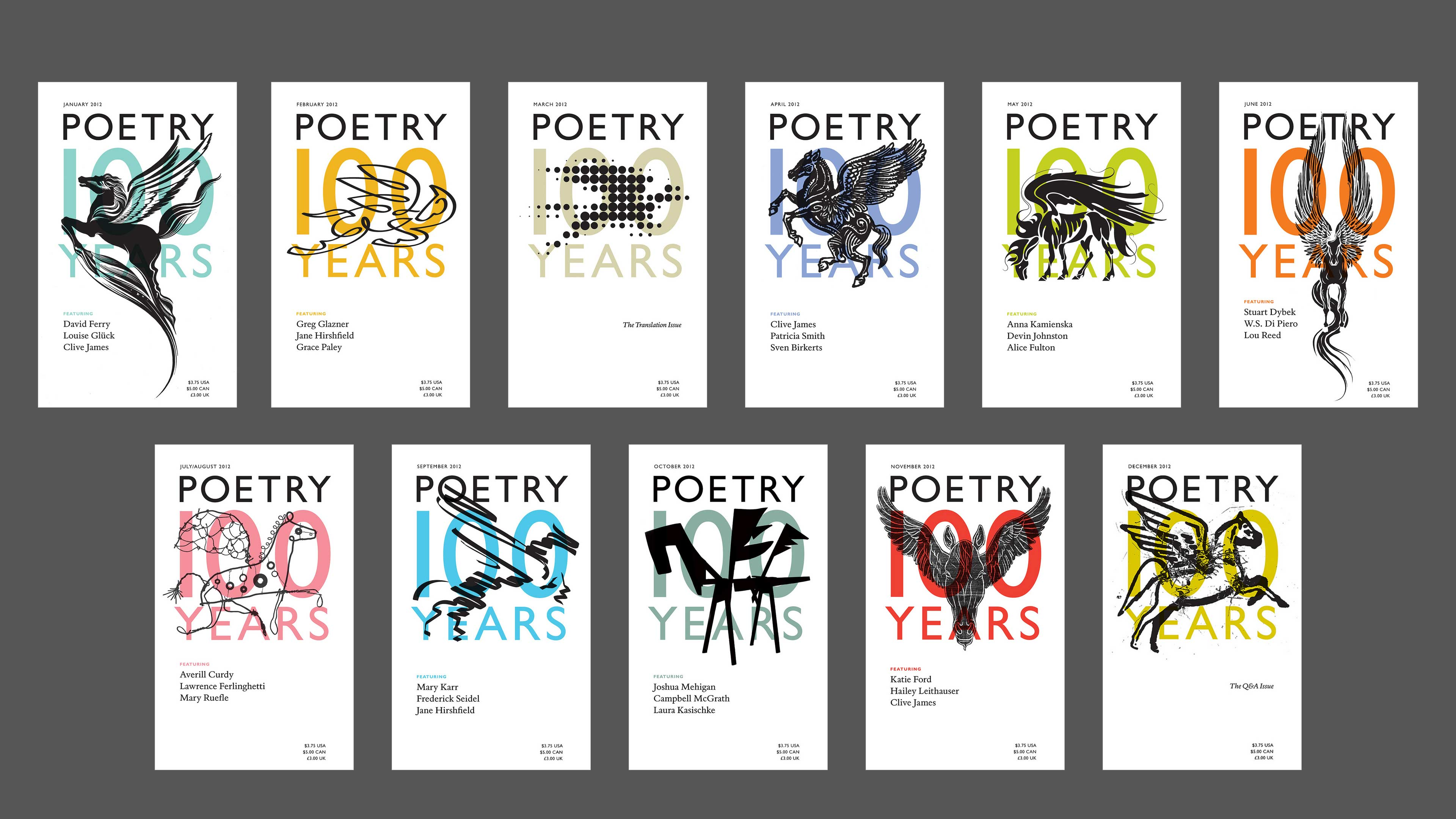 Poetry, Landays issue
